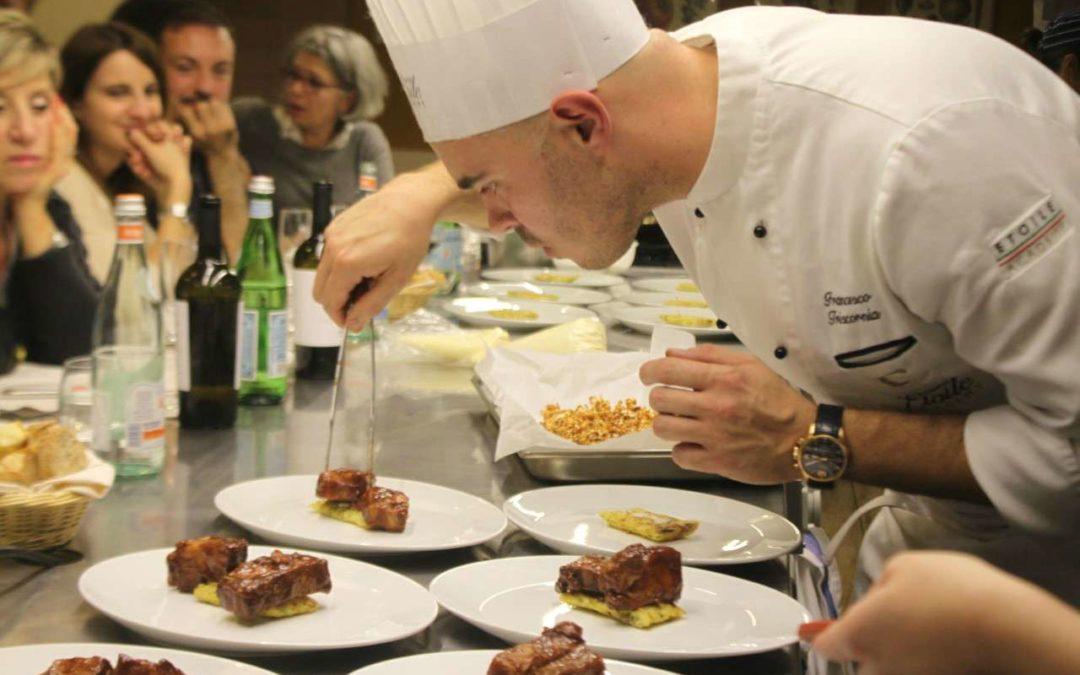Etoile Academy: a Rieti Cuore Piccante l'alta scuola di cucina