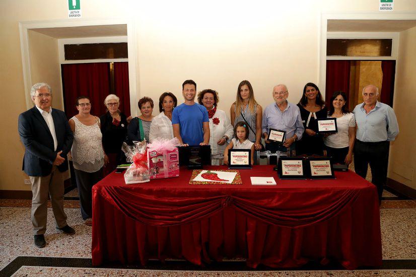 Tutti i premi Rieti Cuore Piccante 2017