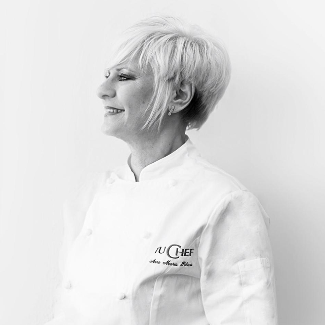 Chef Anna Maria Palma