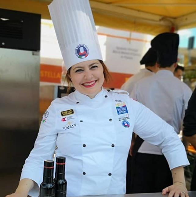 Chef Fabrizia Ventura