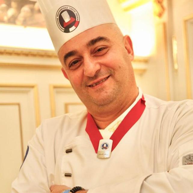 Chef Marco Faiella