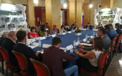 Fiera Mondiale Campionaria del Peperoncino: tavolo tecnico-operativo al teatro Flavio Vespasiano