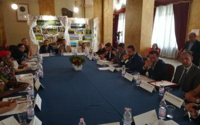 Fiera Mondiale del Peperoncino: dal tavolo tecnico l'avvio di importanti opportunità di sviluppo per il settore delle spezie e per il territorio reatino.
