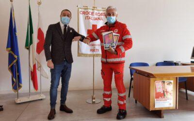 """""""Regala un sorriso"""": il Peperoncino sostiene la campagna di Croce Rossa"""