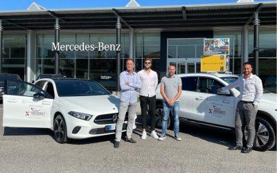 Rossi Mercedes-Benz mobility partner della Fiera 2021