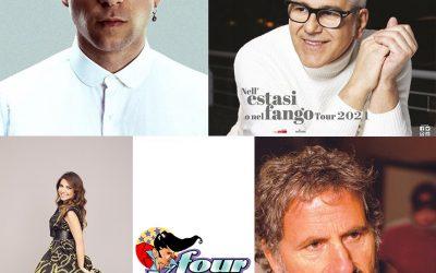 Fiera 2021, tornano i concerti: a Rieti, Michele Zarrillo, Cristina D'Avena, Adriano Pappalardo, Briga e i Four Vegas!