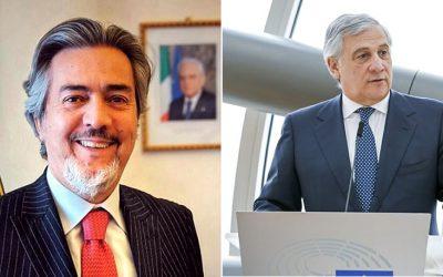 Fiera 2021: confermata la presenza del Sottosegretario Battistoni e dell'Europarlamentare Tajani